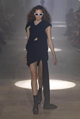 rick owens 10 dress